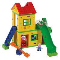 BIG 75 Piece Bloxx Peppa Play House Set