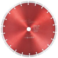 vidaXL Diamond Cutting Disc Steel 300 mm