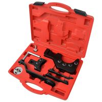 vidaXL Eight Piece Diesel Engine Timing Tool Kit VAG 2.5/4.9D/TDI PD