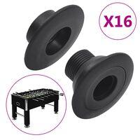 vidaXL Football Table Bearings for 15.9/16 mm Rod 16 pcs