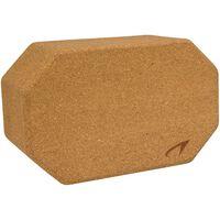 Avento Yoga Block Cork 41WP-KUR-Uni
