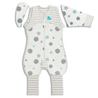 Love to Dream Baby Swaddle Swaddle Up Transition Suit Lite Stage 2 L White