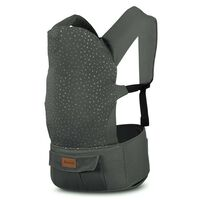 Baninni Baby Carrier Mundo Dark Grey