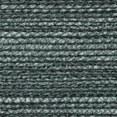 vidaXL Agricultural Net HDPE 1x100 m Green