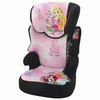 Disney Car Seat Befix Princess Group 2+3 Pink