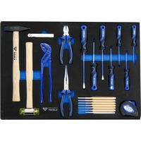 BRILLIANT TOOLS 21 Piece Universal Tool Set