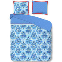 Happiness Duvet Cover YOGI 240x200/220 cm Blue