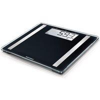 Soehnle Bathroom Scales Shape Sense Control 100 180 kg Black 63857