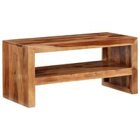 Sheesham Solid Wood TV Stand Side Table