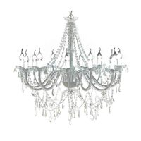 Chandelier with 1600 Crystals