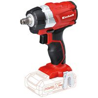 Einhell Cordless Impact Wrench TE-CW 18 Li BL-solo Red 4510040