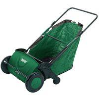 "Draper Tools Garden Sweeper 21"" Green"