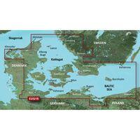GARMIN BLUECHART G3 HXEU021R  DENMARK EAST & SWEDEN