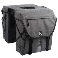 Willex Bicycle Panniers 1200 20 L Anthracite 13323