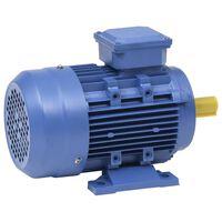 vidaXL 3 Phase Electric Motor 1.5kW/2HP 2 Pole 2840 RPM