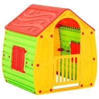 vidaXL Kids Playhouse 102x90x109 cm