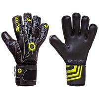 Elite Sport Goalkeeper Gloves Vibora Size 7 Black