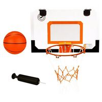 New Port Mini Basketball Board with Ring, Ball, Pump 16NA