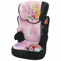 Disney Car Seat Befix Princess Group 2+3 Pink