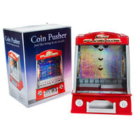 United Entertainment Coin Pusher Arcade