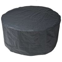 Nature Garden Furniture Cover For Round Table 118x70cm