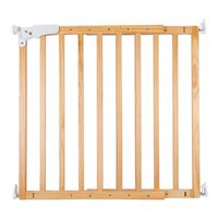 CHILDHOME Safety Gate Maestro 73.5-104 cm Wood Natural