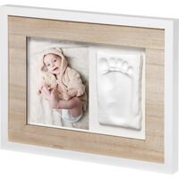Baby Art Collage Frame Tiny Style Beige