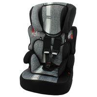 Nania Car Seat Beline First Group 1+2+3 Grey