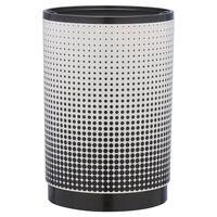 Sealskin Trash Bin Speckles Black 4.5 L 361892419
