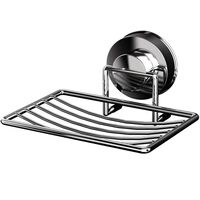 RIDDER Shower Soap Dish 13x12x7.7 cm Chrome 12040100