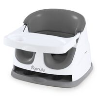Ingenuity Baby Base 2-in-1 Booster Seat Slate