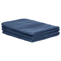 vidaXL Tent Carpet 300x400 cm Blue