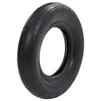 vidaXL Wheelbarrow Tyre 3.50-8 4PR Rubber