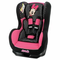 Disney Car Seat Cosmo SP Minnie Group 0+1 Pink