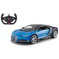 Jamara RC Supercar Bugatti Chiron 1:14 Blue