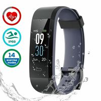 Activity bracelet - waterproof and with 14 training modes