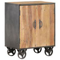 vidaXL Sideboard 60x35x74 cm Solid Reclaimed Wood