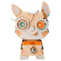 Robotime Flower Pot Building Kits Puppy