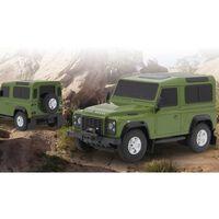 Jamara RC Defender Land Rover 1:24 Green