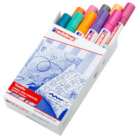 edding Textile Marker 10 pcs Multicolour 4500