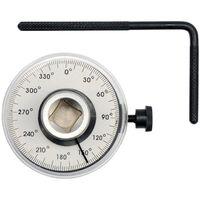 YATO Torque Angle Gauge 1/2'' 360°