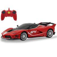 Jamara RC Supercar Ferrari FXX K Evo 1:24 Red