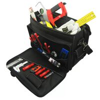 Toolpack Tools, Notebooks, Tablets, Accessories Bag Multiplex 360.045