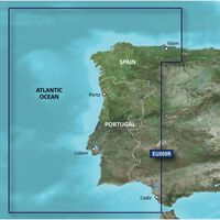 GARMIN VEU009R PORTUGAL AND NORTHWEST SPAIN BLUECHART G3