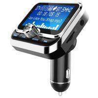 Tarchuradóir Bluetooth Fm Agus Luchtaire Carr Le Dé Usb 2.4v