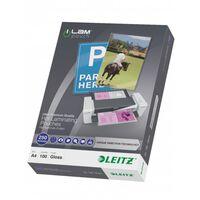 Leitz Lami-Pouches ILAM 250 Microns A4 100 pcs