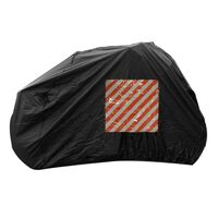 ProPlus Bicycle Cover for 2 Bikes Black 330287