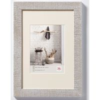 Walther Design Picture Frame Home 30x40 cm Light Grey