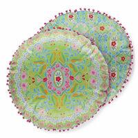 Happiness Decorative Pillow ZABRINA 55 cm Polyvelvet