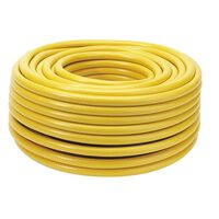 Draper Tools Water Hose Yellow 12 mm x 50 m 56315